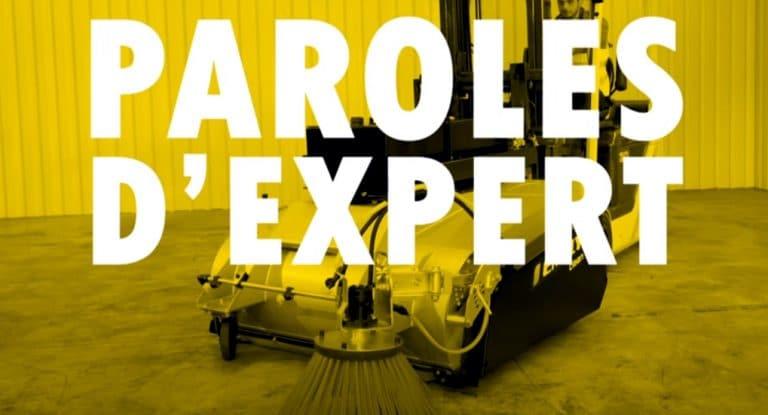 Tout savoir sur les balayeuses industrielles : découvrez nos paroles d'expert